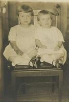 Thelma and Gladys Harner