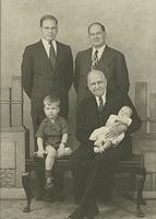 4 Generations of Nyce Men