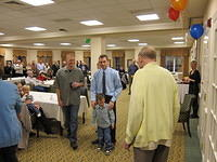 John Nyce's 90th Birthday Party